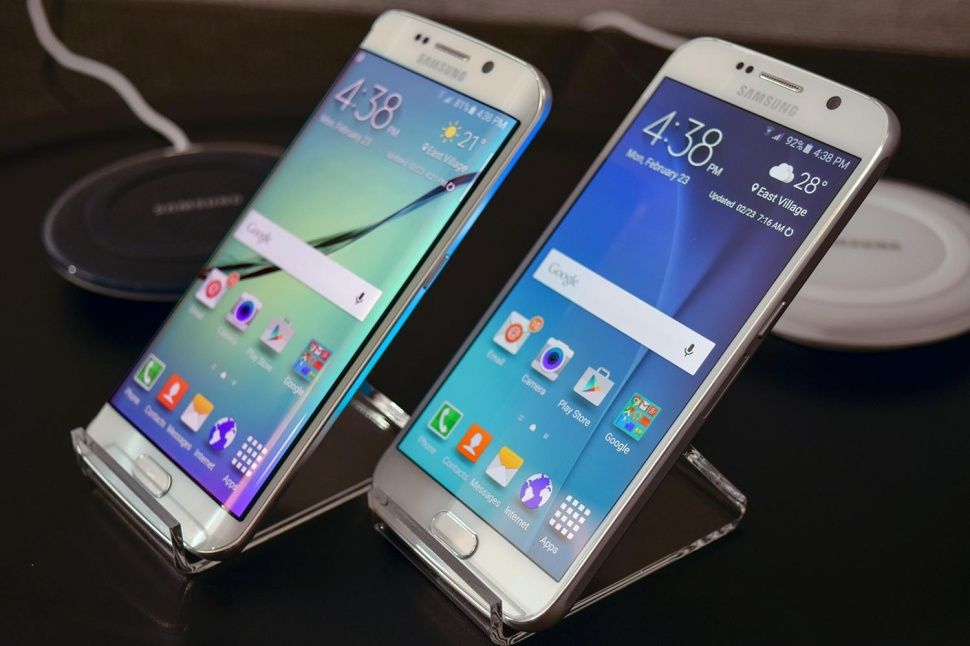 galaxy s6 and s6 edge next ones to receive android nougat