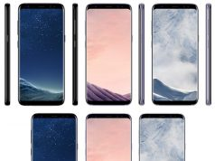 The prices and colors of the Galaxy S8 and S8 Plus leaked