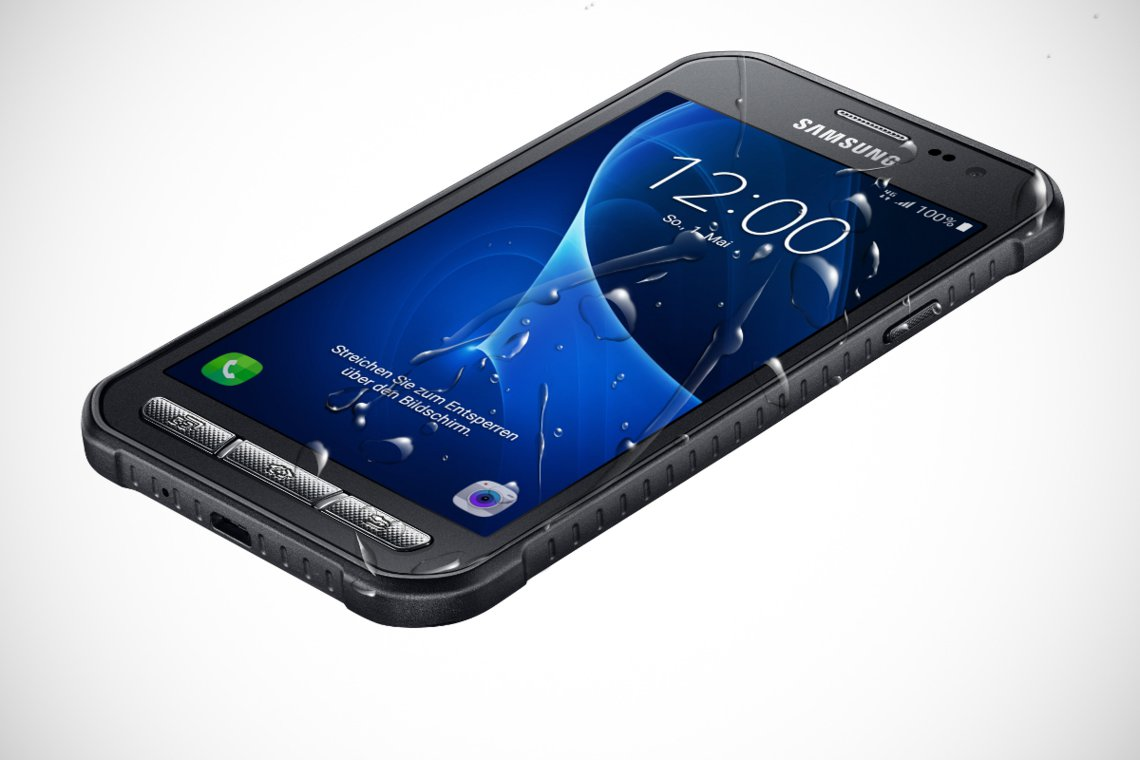 Samsung Finally Announced The Galaxy Xcover 4 Samsung Rumors