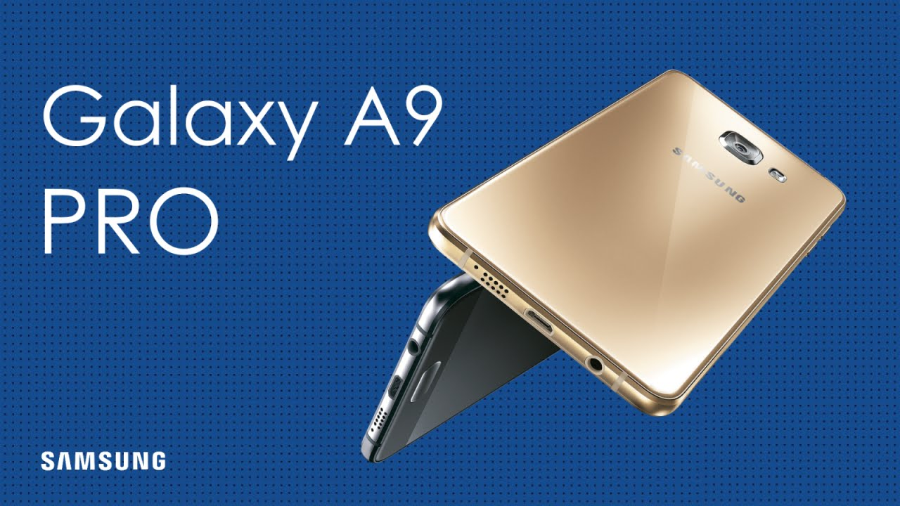 Galaxy A9 Pro with a new price in India