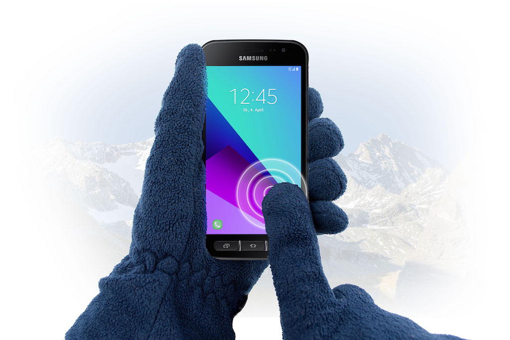 Samsung finally announced the Galaxy Xcover 4