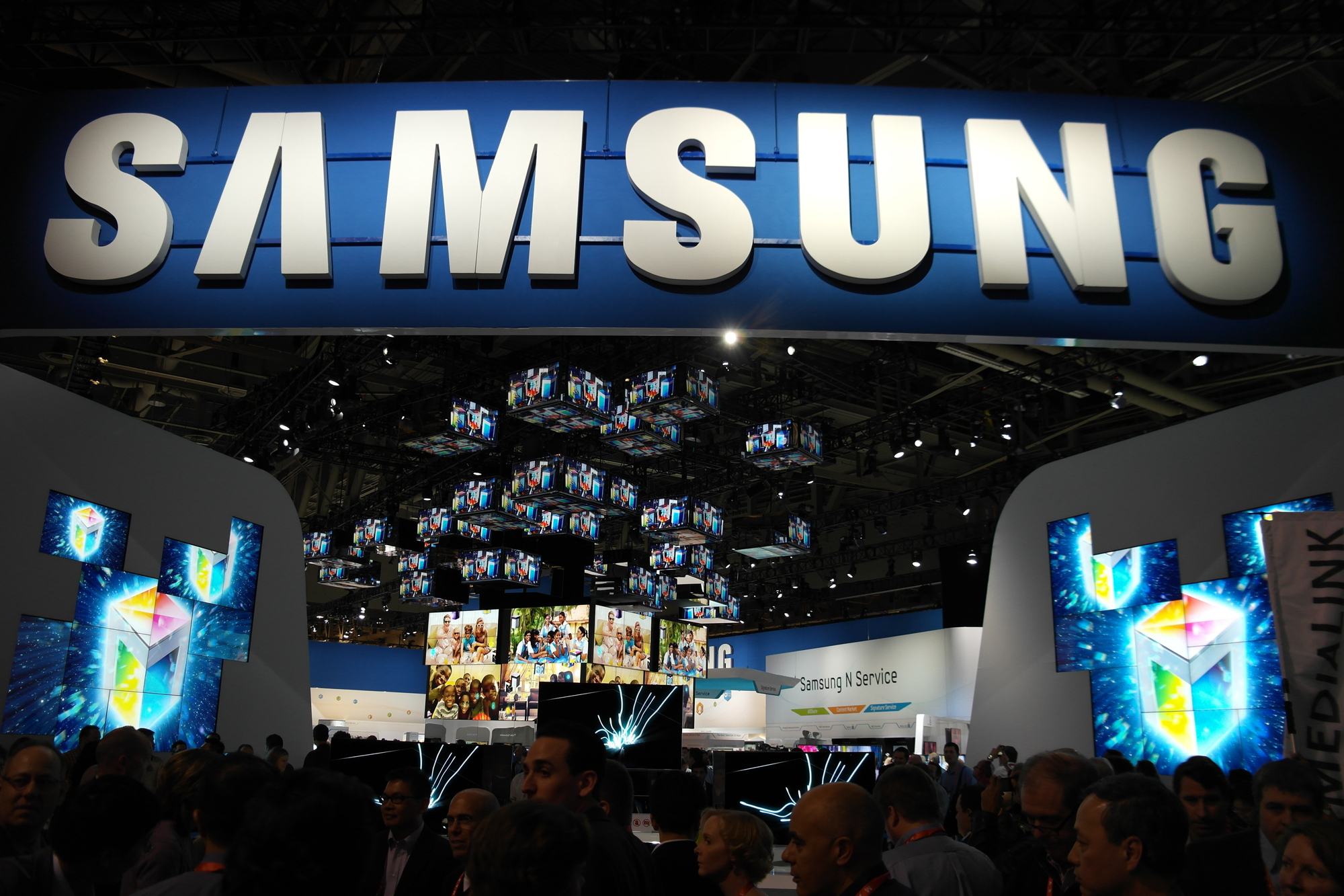 Apologies from Samsung about Corruption scandal and Note 7 failure