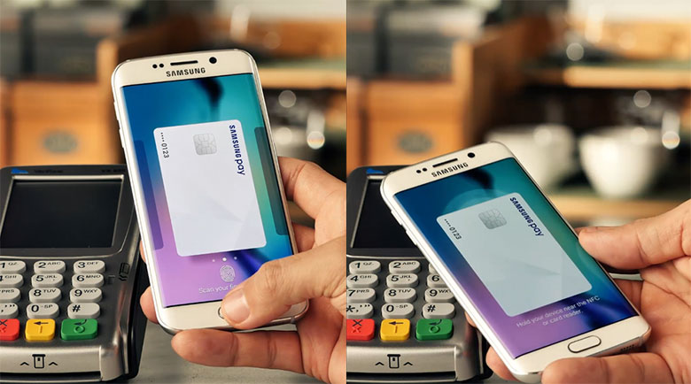 Official release for the Samsung Pay services in India