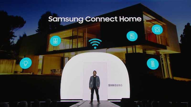 Samsung to produce mesh Wi-Fi routers that will work with SmartThings