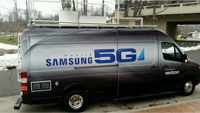 Samsung Electronics and 5G Americas making a dealership