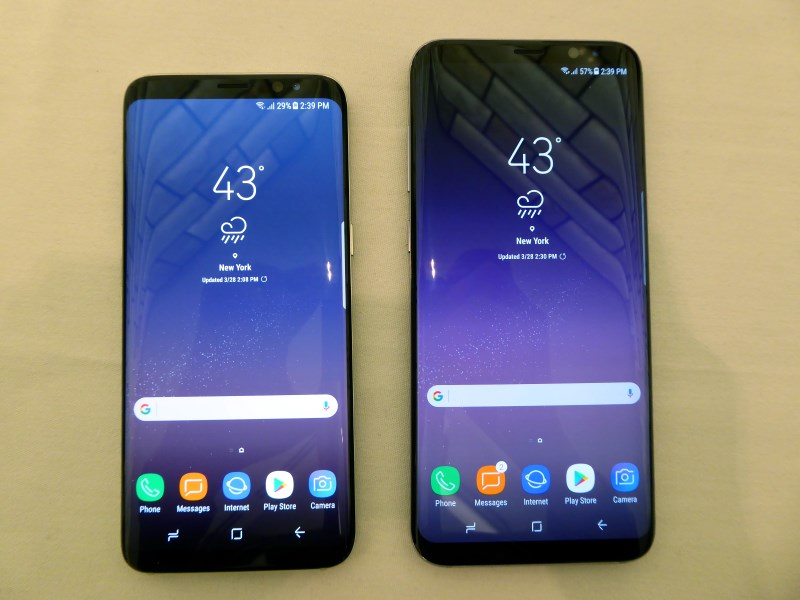 Galaxy S8 won't be having any supply issues