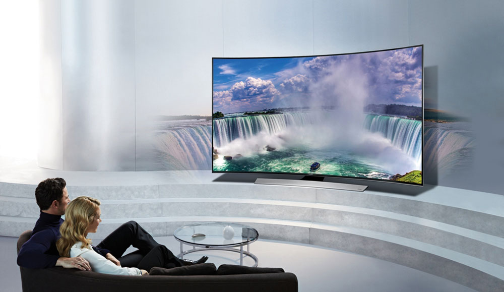 Samsung to release additional 22 curved TV models worldwide