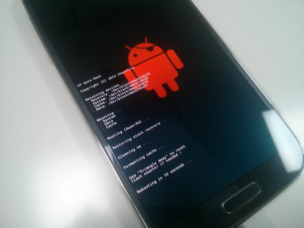 How to Root Galaxy S8 with CF – Auto-Root