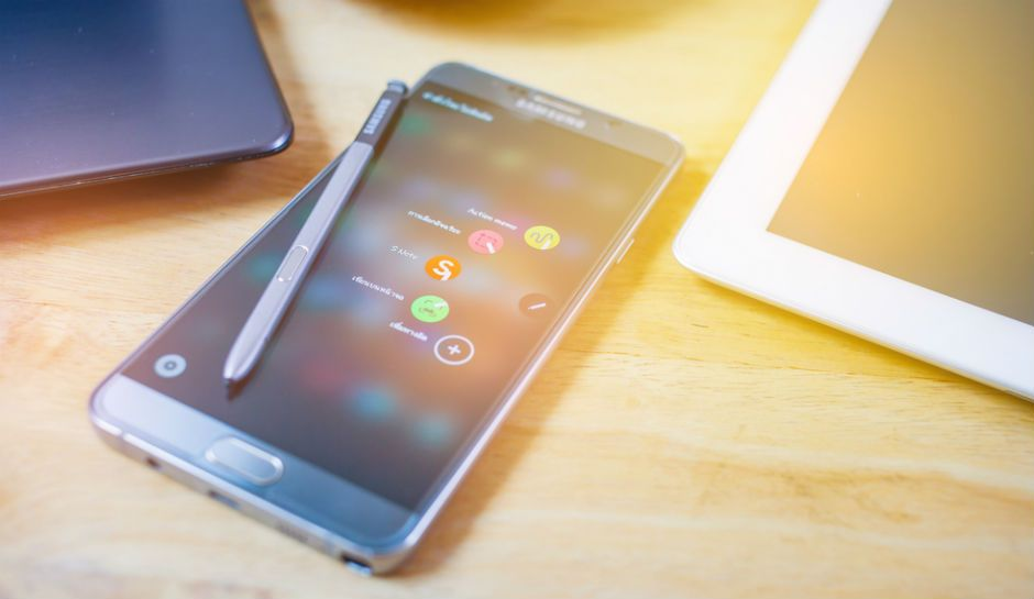 Galaxy Note 8 rumored to sport 6.3-inch screen