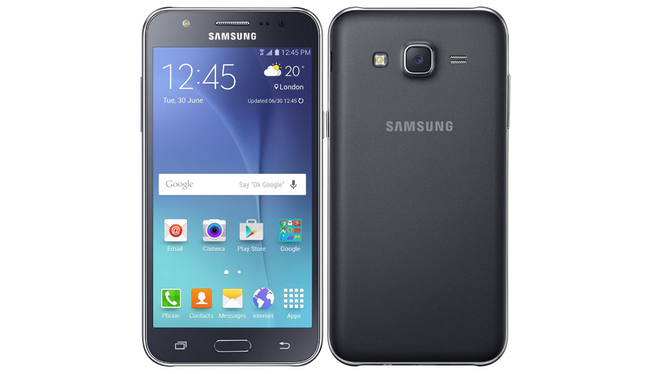 The Galaxy J5(2015) to get Nougat in November