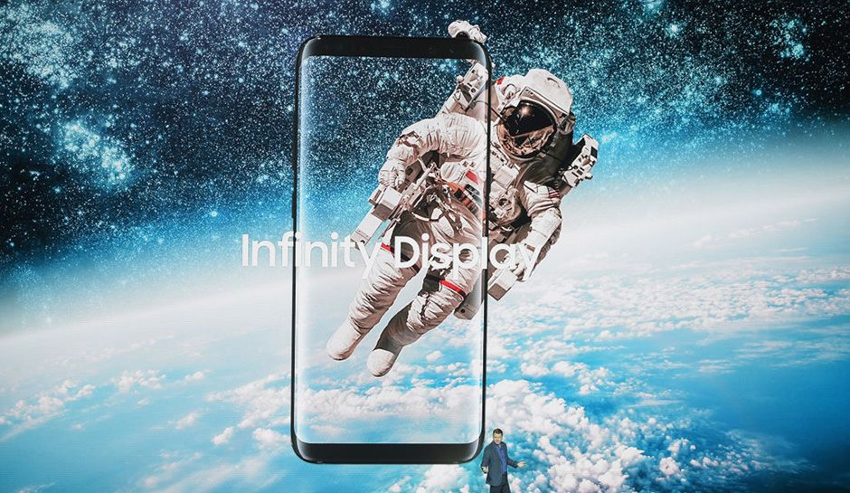 The Galaxy Note 8 could feature large Infinity Display