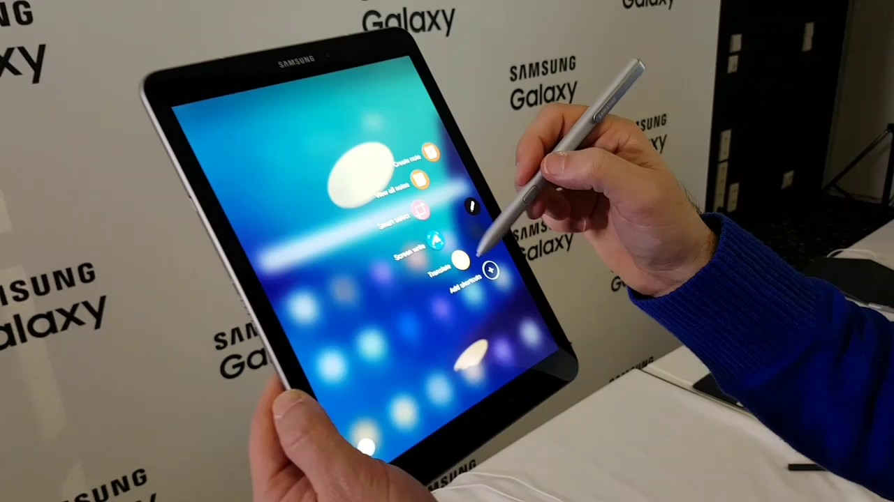 India could grab the Galaxy Tab S3 9.7 next week