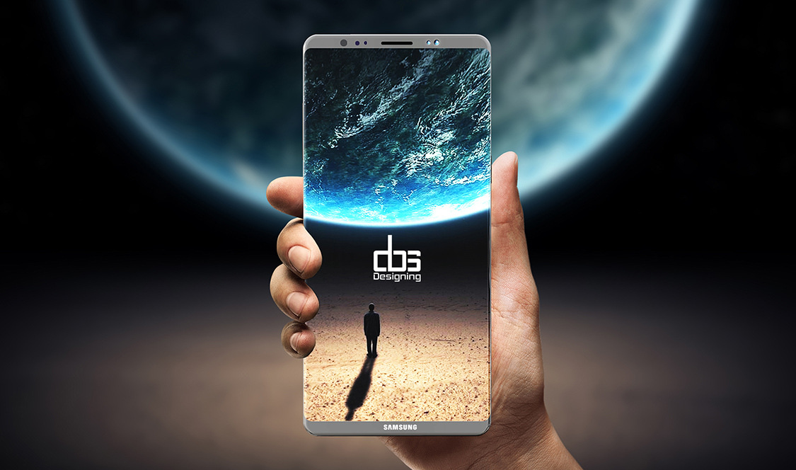 Galaxy Note 8's launch date to be on August 23?