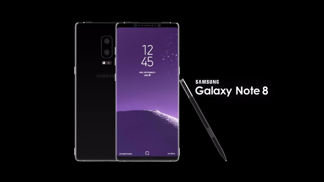 Galaxy Note 8 to arrive earlier than thought?