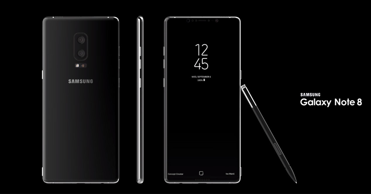Note 8's dual-camera setup teased in new video