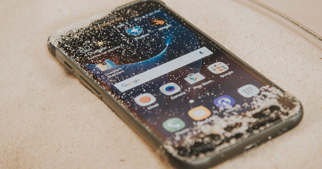 Is the Samsung Galaxy S8 active real?