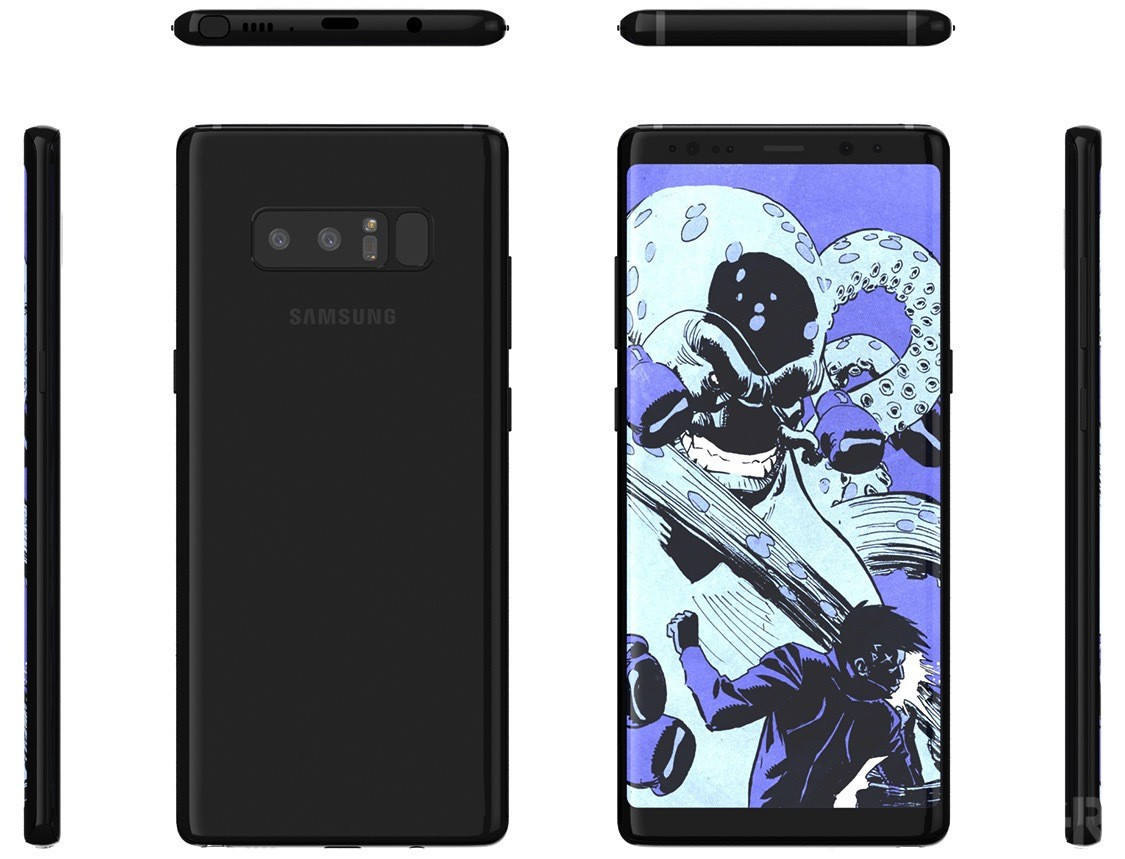 Note 8 to sport 6GB of RAM and 3300 mAh battery