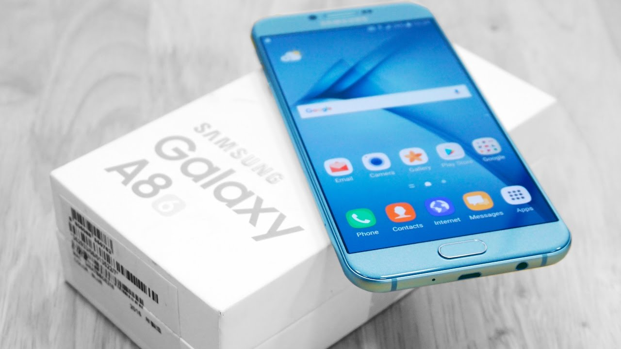 Galaxy A8 (2016) could receive Nougat update