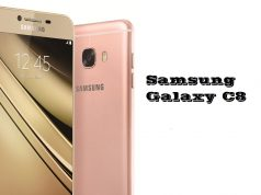 Leaked promo material of the Galaxy C8 features