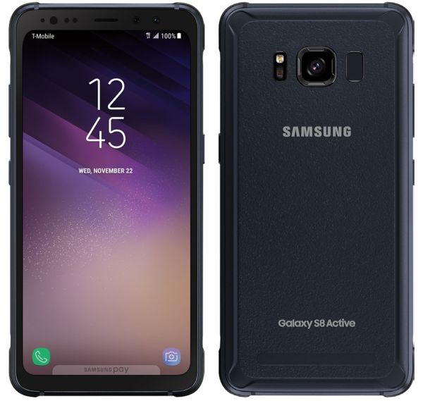 T-Mobile's Galaxy S8 Active renders leaked