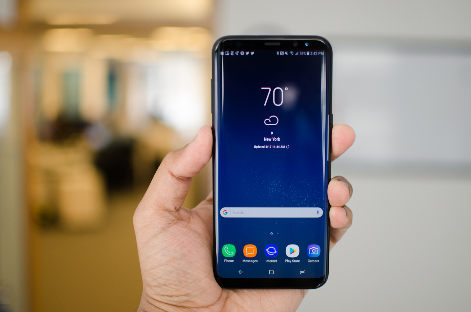 How To Find The Best Galaxy S8 Qhd Wallpapers Samsung Rumors